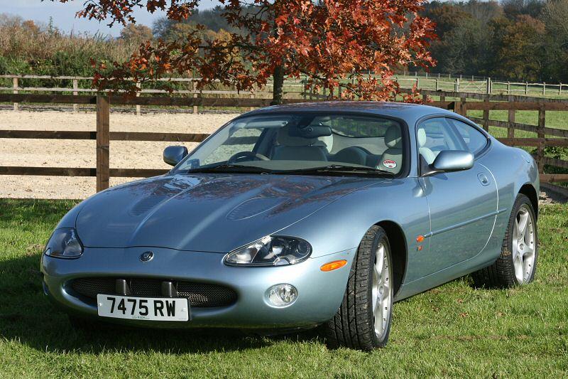 Tony Bailey loves Jaguars, here's my New Jaguar XKR JEC